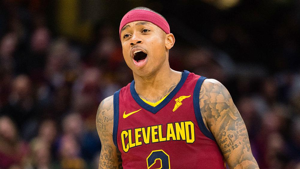 Cleveland Cavaliers trade Isaiah Thomas to LA Lakers for Clarkson, Nance