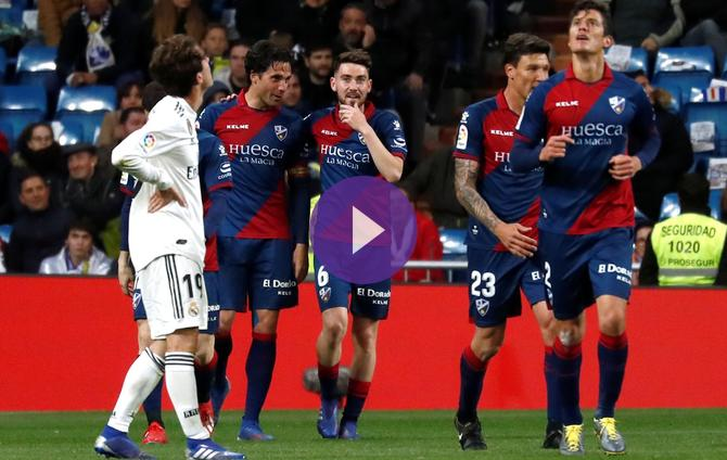 Getafe Real Valladolid Live Score Video Stream And H2h: Real Madrid Vs Huesca