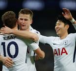 Premier League: Tottenham Hotspur 4 Everton 0