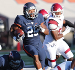 Aaron Jones and UTEP Roll Past NMSU in Battle of I-10