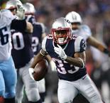 New England Patriots Reach Seventh Successive AFC Championship Game