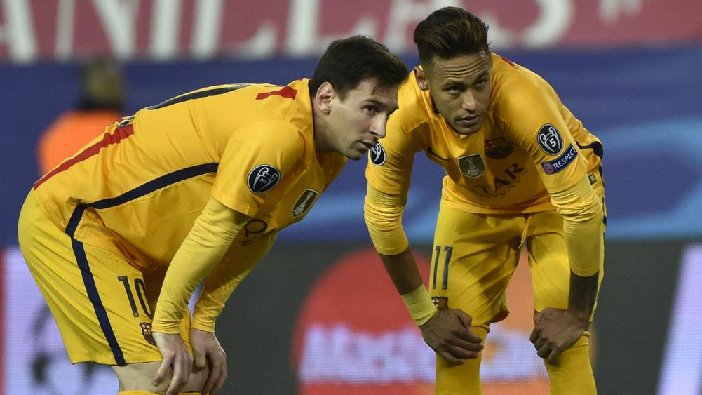 Ronaldinho Says Lionel Messi Helping Neymar Like He Did For Argentina Star
