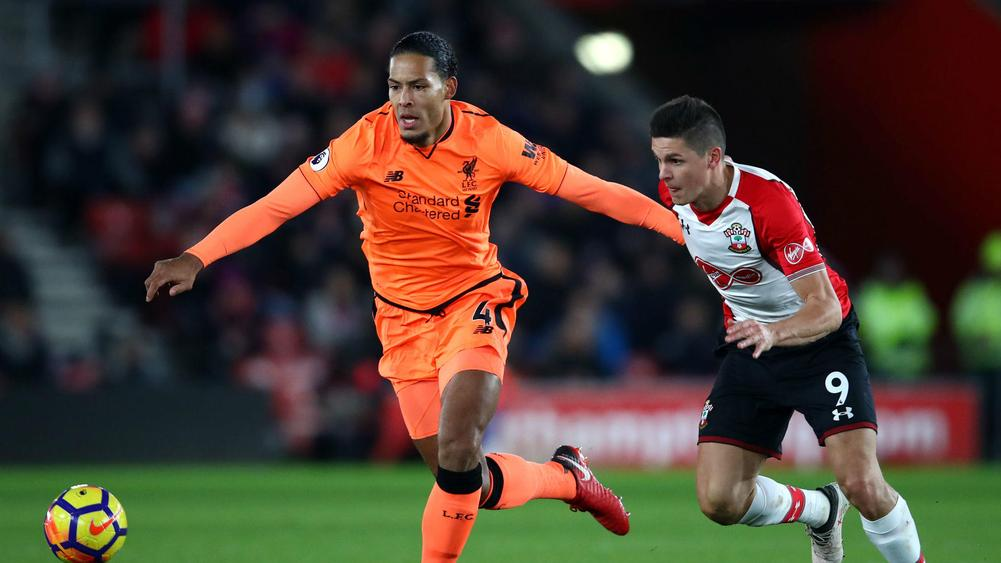 Southampton boss Pellegrino: Stephens stepping up thanks to Van Dijk sale
