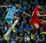 Premier League: City et Liverpool partagent les points