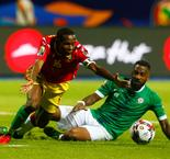 Kamano Penalty Equalizes For Guinea Against Madagascar