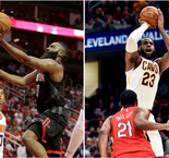 Rockets Win 11th Straight, Cavs Top Pelicans