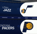 GAME RECAP: Pacers, 107, Jazz 100