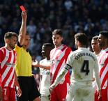 Ramos Extends La Liga Red Card Record Against Girona