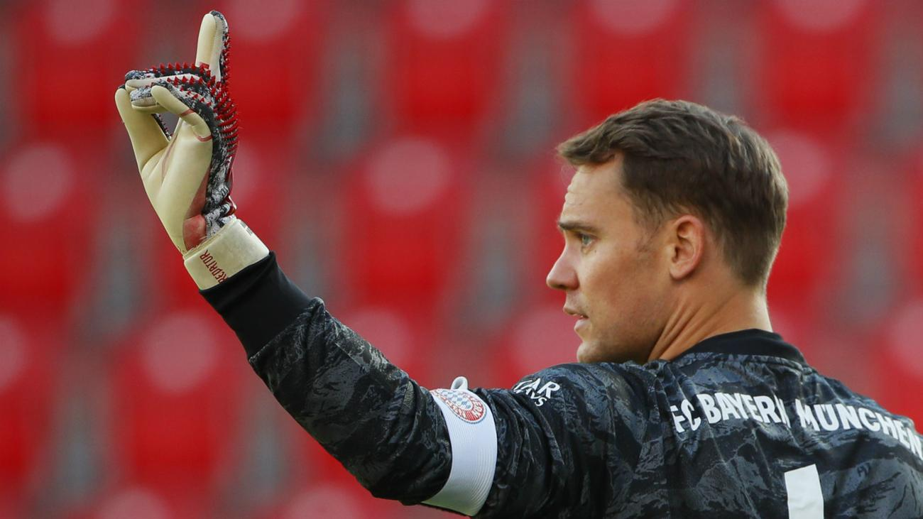 There is nothing to announce - Neuer denies Rummenigge's ...