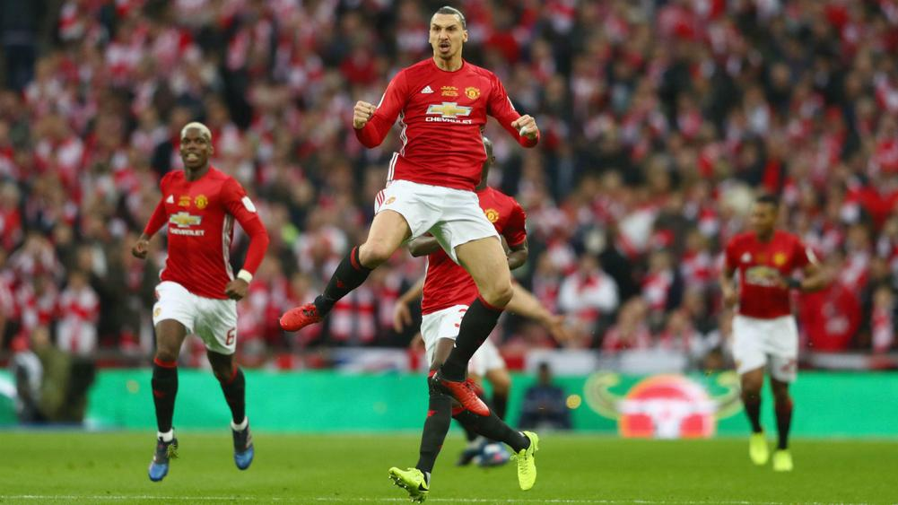 Mourinho drops hint that Zlatan could return to United