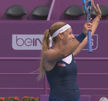 Qatar Total Open Highlights: Cibulkova vs Pavlyuchenkova