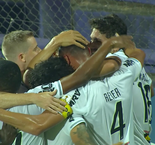 Atletico Mineiro Take Commanding Lead Back to Brazil
