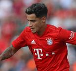 Kovac to assess Coutinho before RB Leipzig showdown