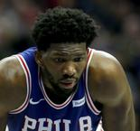 Sixers star Joel Embiid out of Game 2 against Heat
