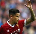 Coutinho out of Liverpool's clash with Watford with back injury