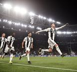 UEFA Champions League - Juventus 3-0 Atletico Madrid - Match Report