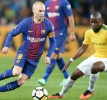 Barcelona topples Mamelodi Sundowns in friendly