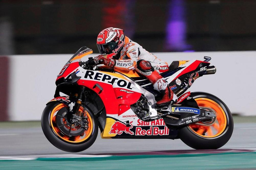 d44882336b2 Pace Vs Patience The Key For Marquez In Argentina