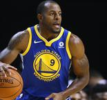 Warriors' Iguodala returns for game three of NBA Finals