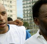 Pele's son vows to clear his name after being jailed for money laundering