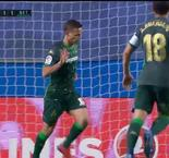 Real Socidad 1-1 Real Betis: Canales Equalizes For Betis Against His Former Club