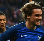 France 2 Belarus 1: Griezmann and Giroud secure top spot