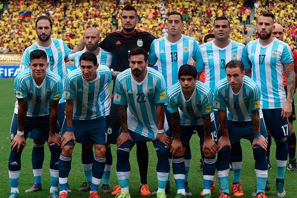 10. The position of Argentina