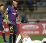 Vidal eager to push for more Barca chances