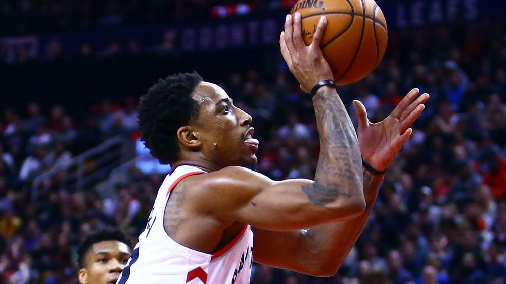 DeMar DeRozan Breaks Raptors Franchise Record with 52 Points