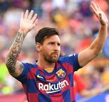 Valverde Has No Doubts Over Messi's Future