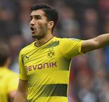 Sahin joins Werder Bremen after Dortmund cancel contract