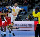 Handball WC 2017 – Tunisia 21 Spain 26