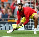 Salah success inspiring Alisson at Liverpool