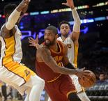 NBA : Le Big Three de Cleveland assomme les Lakers