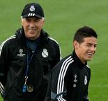 Ancelotti in no rush for James deal