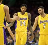 NBA - Les Lakers se réveillent à Philly