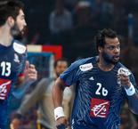 France open world title defence with Brazil rout