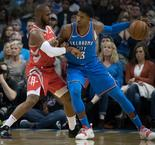 [VF] NBA : Inarrêtable, le Thunder se paye les Rockets