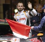 Kubica out of Rally Argentina