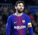 Rakitic lauds 'special' Messi