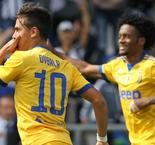 Sassuolo 1 Juventus 3: Dybala marks 100th appearance with stunning hat-trick