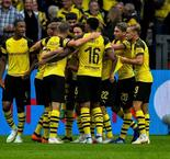 Bundesliga -  Dortmund 4 RB Leipzig 1-Match Report!