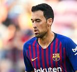 Busquets plans to end career at Barcelona