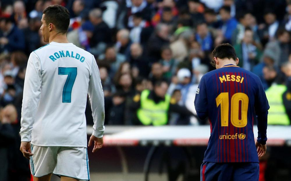 size 40 378b0 5f4ce Ronaldo: Difference Between Me And Messi? I've Won Champions ...
