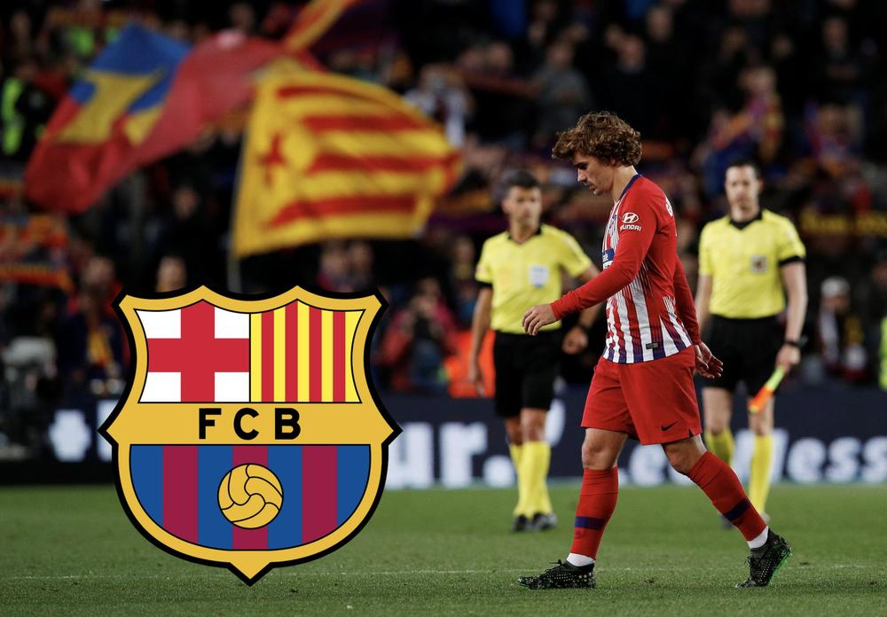 Antoine Griezmann Will Play for Barcelona, I've Known Since March, Says Atletico Madrid CEO | beIN SPORTS