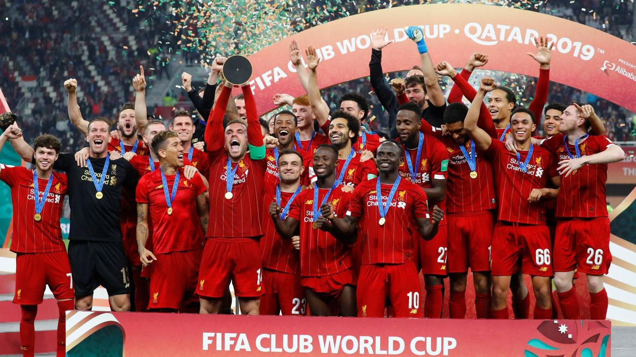 Liverpool Beat Flamengo In Club World Cup Final
