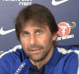 'You can fine me' - Conte's wife rings mid-press conference