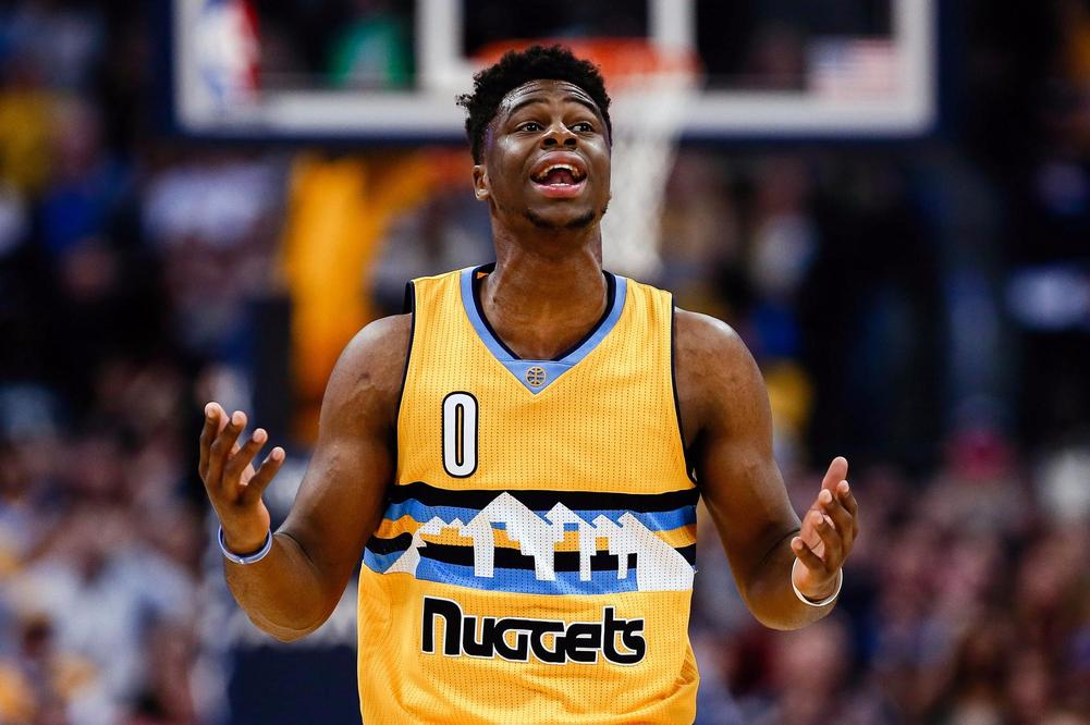 Emmanuel Mudiay - Denver Nuggets