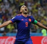 Falcao off the mark as Colombia ends Poland hopes