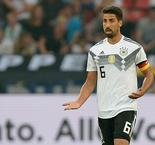 Khedira prepared for Germany's tricky clash with Mexico